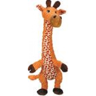 Hračka Plyš Shakers Luvs žirafa KONG L