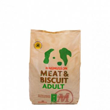 Magnusson Meat & Biscuit ADULT 4,5kg