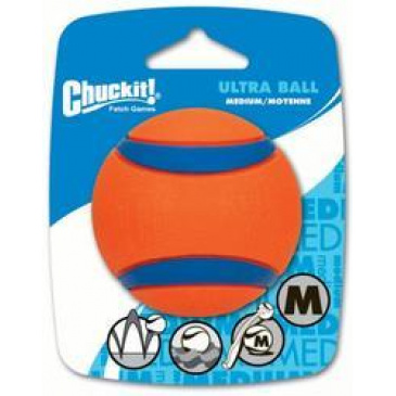 Hračka Chuckit Ultra ball M 6,5cm